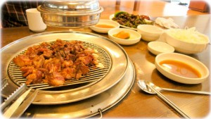 korean pork steak