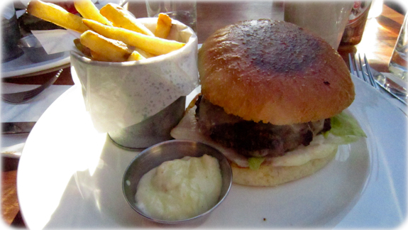 salt and butter burger in seoul
