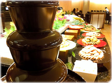 buffet in seoul